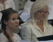 Pedagógus kórus a Testvérkórusok Fesztivál- Hangversenyén