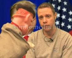 Csaba és Én - Donald Trump az USA új elnöke