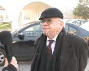 Kriminológus professzor látogatott Komlóra (Vókó György)