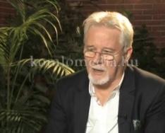 Beszélgetés az Oscar-díjas rajzfilmrendezővel a kiállítása kapcsán (Rófusz Ferenc)