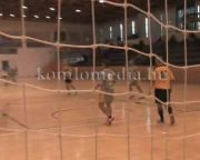 Amatőr focikupát rendeztek a városban (Horvát Ilona)