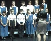 Kodály Zoltán Ének-zenei Katolikus Általános Iskola karácsonyi műsora