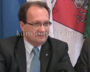 Az államtitkár értékelte Komló 2016-os évét (Dr. Hoppál Péter)