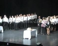 A Kazinczy Ferenc Szakközépiskola szalagtűző ünnepsége 2017