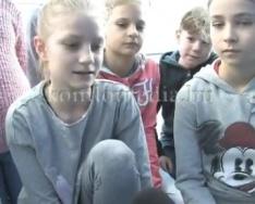Sikeresen szerepeltek a diákolimpián a Gagarin iskola tanulói (Czárné Vertike Erika, Deák