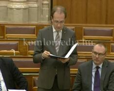 A kommunista diktatúra áldozatairól emlékezett meg az államtitkár úr (Dr. Hoppál Péter)
