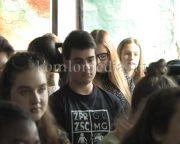 Francia diákok érkeztek városunkba (dr. Vácziné Orovicza Tímea, Käsz Ildikó)