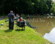 Újra gyermek horgászverseny lesz Sikondán (Ambrus József)