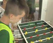 Nyári focitábor a KBSK sporttelepen (Schuszter Roland)