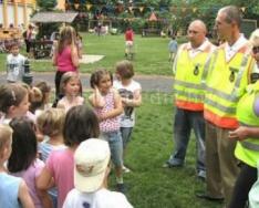 A fesztiválszezonban is aktív a polgárőrség (Deák Imre)
