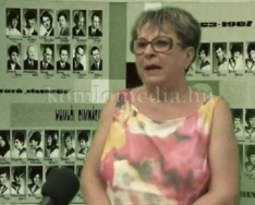 50 éves osztálytalálkozót tartottak az egykori Steinmetz-diákok (Haász Imréné)