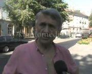 Új aszfaltburkolatot kapott a Gorkij utca (Dezső Károly)