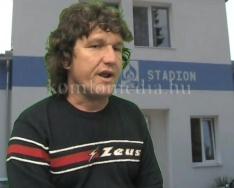 A sportigazgató beszélt a labdarúgók idei terveiről (Schuszter Roland)