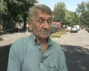 Új parkolók is létesülnek a Gorkij utcában (Dezső Károly)