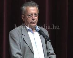 25 éves a komlói Leo Amici szervezete (Dr. Tímár Csaba, Simicz Ferenc)