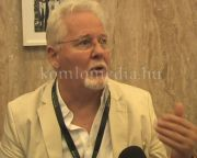 Rófusz Ferenc filmrendező nyitotta meg az I. Hét Domb Filmfesztivált