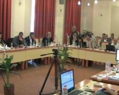 Komló város képviselő-testületi ülése 2017.09.27.