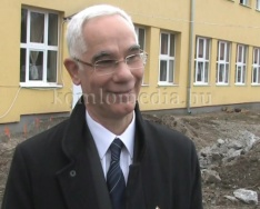 A Kodály Zoltán Általános Iskola megújulásáról