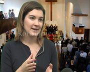 Karácsonyról beszélgettünk az evangélikus lelkész nővel (Kovács Barbara)