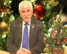 Polics József polgármester karácsonyi gondolatai