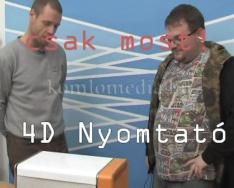 Feleshop - 4 dimenziós nyomtató