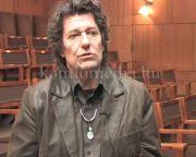 Halmy György dokumentumfilm-rendezővel beszélgettünk