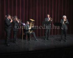 A Pécsi Harsonaegyüttes koncertje