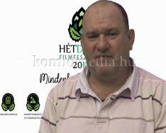 A fesztiváligazgató felhívása a városlakókhoz (Magyar Ferenc)