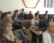 A Microsoft munkatársa látogatott a gimnáziumba (Fleischer Sára)