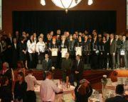 Komlóikat díjazott a Pécsi Iparkamara (Polics József)