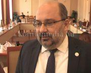Komlón tartott ülést a Megyei Közgyűlés (Nagy Csaba)