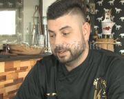 Kun Péter, a neves szakács Luxeburgba készül a világversenyre