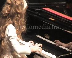 Baranya Megyei Zongorás Növendékek Találkozója zajlott le a városban (Makai Valéria)