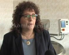 Kézműves tejtermékeket állítanak elő Magyarhertelenden (Szeledi Katalin, Nagy Csaba)