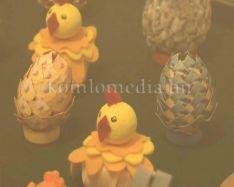 Húsvéti kiállítás tekinthető meg a múzeumban (Steinerbrunner Győzőné)