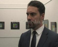 Komlón járt a Jobbik egykori elnöke (Vona Gábor)