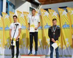 Sikeresek városunk fiatal triatlonosai (Szpatár Hanna, Schwarcz Botond)