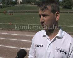 Bemutatkozik a KBSK női labdarúgócsapata (Horváth Ákos)
