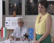 Felújításra kerül városunk gyermekkönyvtára (Steinerbrunner Győzőné, Polics József)