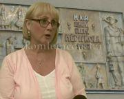 A képviselő értékelte az óvoda- és iskolaberuházást (Dr. Makra Istvánné)