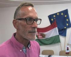 Sajtótájékoztatót tartott búcsúversenye előtt a komlói olimpikon