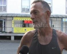 Rendhagyó versennyel fejezte be pályafutását Czukor Zoltán olimpikon