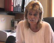 A sportközpont megújult szolgáltatásairól Dr. Falusyné Nagy Ildikó)