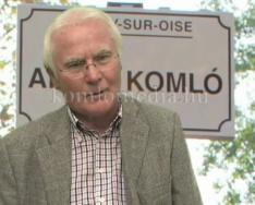 25 éves a Komló-Eragny testvérvárosi kapcsolat (Szarka Elemér)