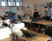 Sikeres a Code Week a középiskolások körében (Jankóné Borostyán Gabriella)