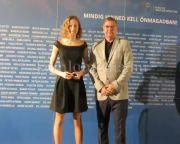 Rangos kitüntetést vehetett át a két komlói sportoló