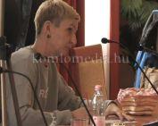 Városunkban tartották a Megyei Közgyűlés ülését (Polics József)
