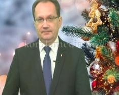 Dr. Hoppál Péter országgyűlési képviselő karácsonyi köszöntője