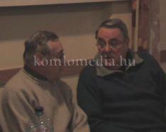 Évet értékelt a Tisztelet Komlónak Egyesület alelnöke (Kispál László)