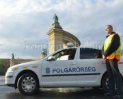 Rendezvényeket és a rendőrséget is segíti a polgárőrség (Deák Imre)